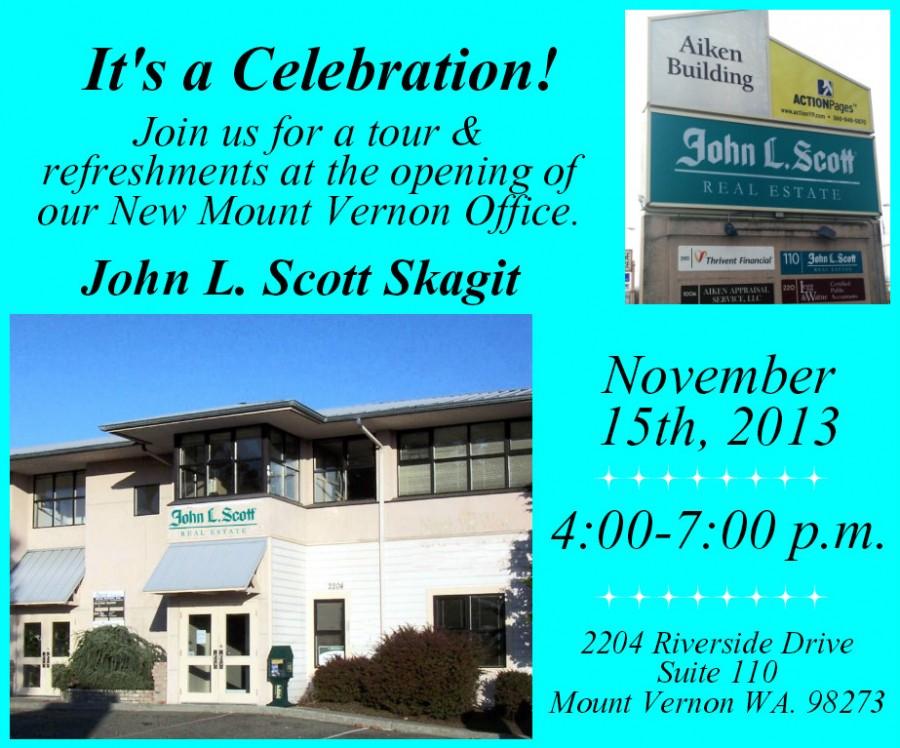 John L. Scott Skagit Grand Opening