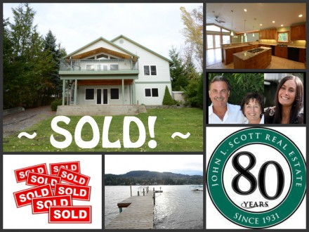 Big Lake Waterfront Home - 24128 N West View Rd, Mount Vernon 98274