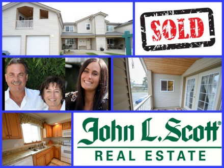 Sedro-Woolley Condo SOLD!