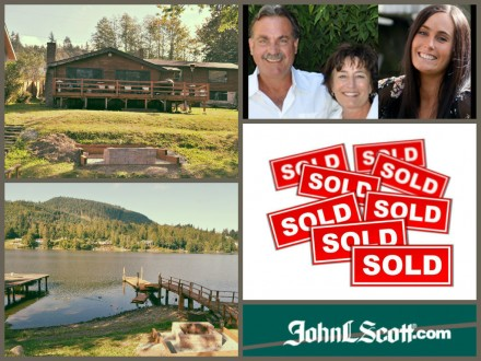 Big Lake Waterfront Home Sold - Sulfer Springs Road Mount Vernon WA