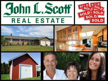Sedro-Woolley 1 Story Home SOLD!