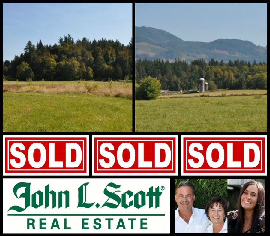 Gunderson Road Vacant Land in Mount Vernon - SOLD!