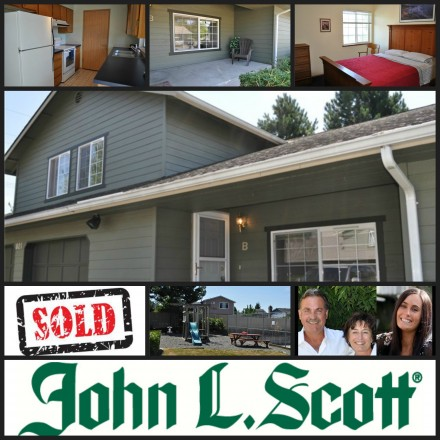 Mount Vernon WA Condo Sold - 821 South LaVenture Road