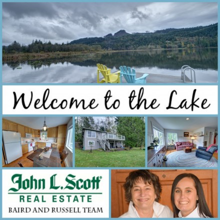 60 Ft. Big Lake WA Waterfront - Just Sold! 19154 Sulfer Springs Road, Mount Vernon WA
