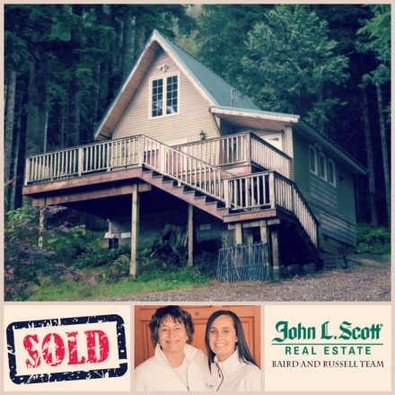 Lake Cavanaugh Cabin Sold - 33124 S Shore Drive, Mount Vernon WA