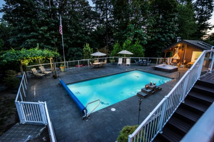Sedro-Woolley Pool Home — Private Backyard Oasis! 20837 Rocky Ridge Lane, Sedro-Woolley
