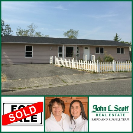 Mount Vernon WA HUD Home - Just SOLD! 1319 Krause Place, Mount Vernon WA