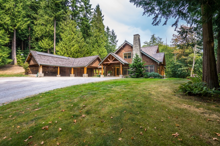 Sedro Woolley Horse Property On Private 9 2 Acres 8769 F