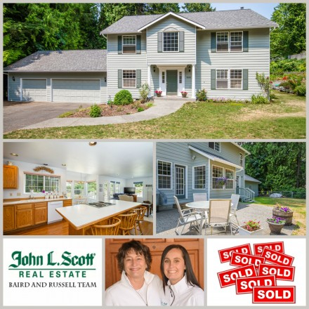 Mount Vernon Thunderbird Home ~ Just Sold! 3605  Shoshone Drive, Mount Vernon WA