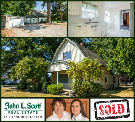 SOLD Burlington Two-Story ~ 1029 E Gilkey Rd, Burlington 98233