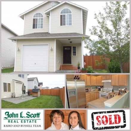 SOLD! Mount Vernon WA Home in Rosewood Development - 2606 Briarwood Circle, Mt Vernon