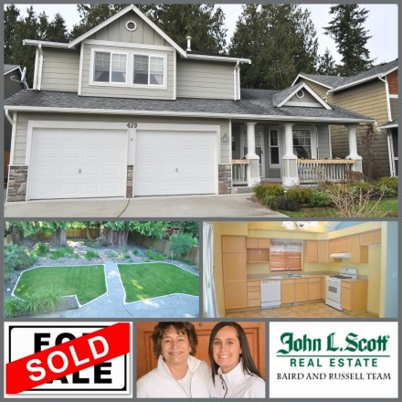 Mount Vernon WA Cedar Heights Home. Mount Vernon WA Cedar Heights Home SOLD - 429 Brittany St, Mount Vernon WA