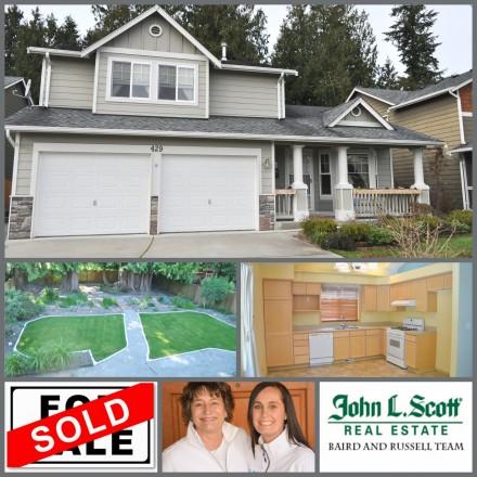 Mount Vernon WA Cedar Heights Home. Mount Vernon WA Cedar Heights Home SOLD - 429 Brittany St, Mount Vernon WA