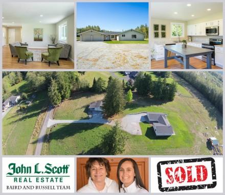 Home in Mountain View Big Lake Area SOLD - 16530 Kato Lane, Mount Vernon WA