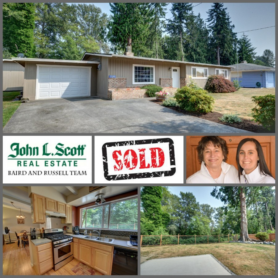 SOLD Sedro-Woolley Rambler - 21749 Sterling Drive, Sedro-Woolley WA