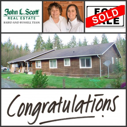 Just Sold ~ South Skagit Ranch Home - 30171 South Skagit Hwy, Sedro-Woolley WA