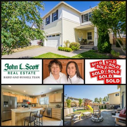 Home Sold in Skagit Highlands - 512 Ruby Peak Ave, Mount Vernon WA 98273