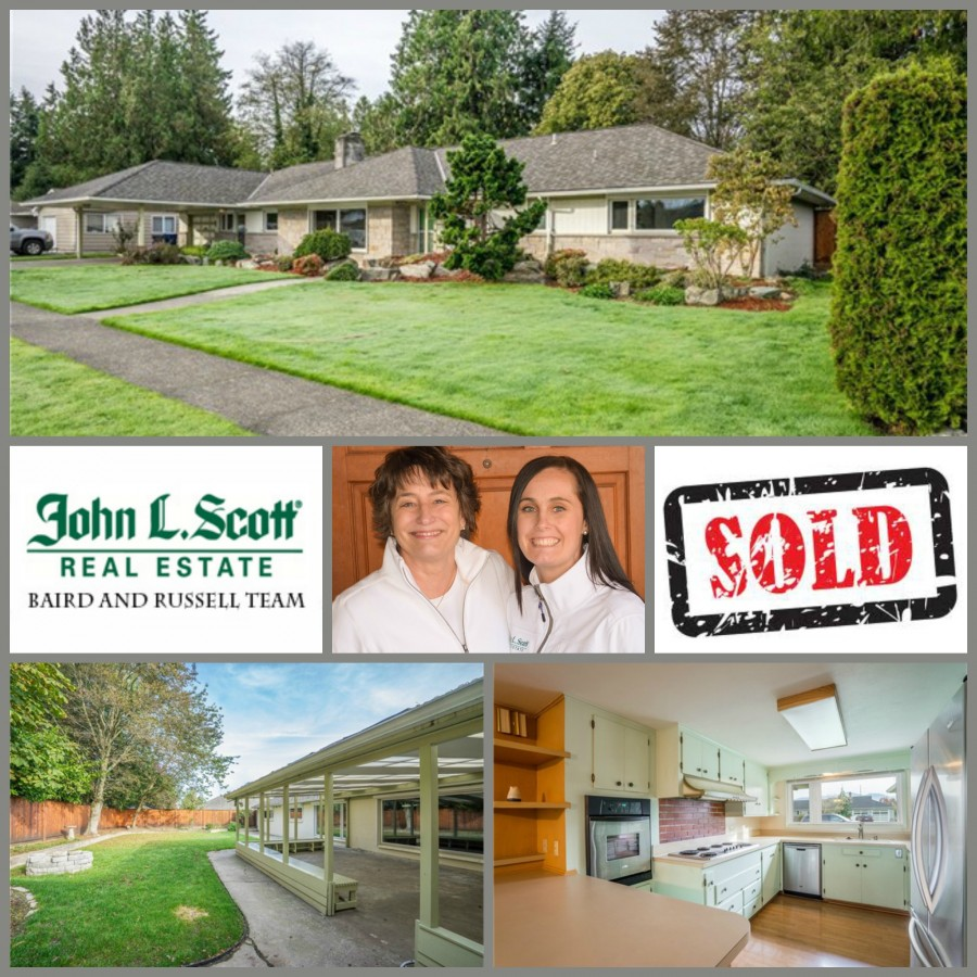 Just SOLD! Mount Vernon WA Home on the Hill - 231 Belmont Terrace, Mount Vernon WA