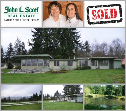 Just SOLD in Big Lake! Mount Vernon WA Home & Acreage - 16597 Mountain View Rd, Mount Vernon WA