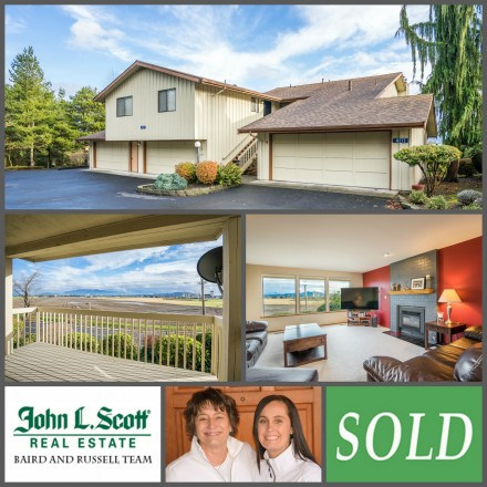 SOLD Skagit Country Club Condo ~ 16772 Country Club Drive, Burlington WA
