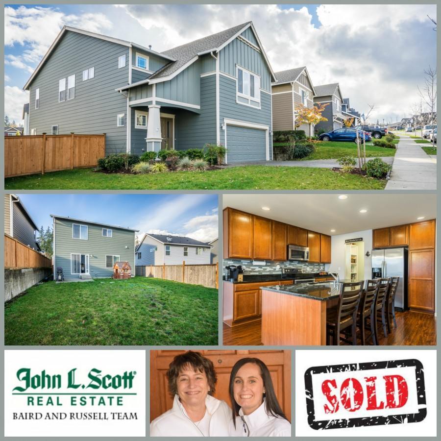 Sold in Skagit Highlands ~ 5556 Timberridge Drive, Mount Vernon WA