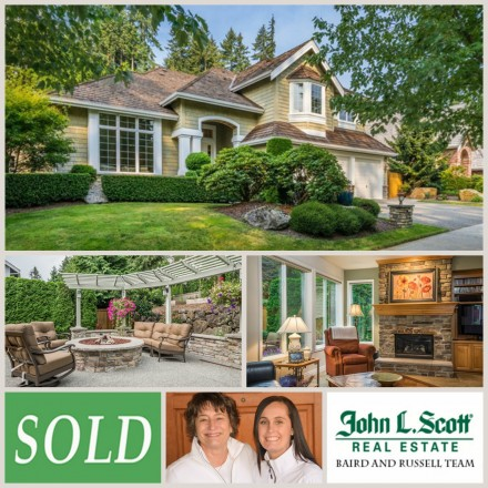 Home Sold at 14902 3rd Drive SE, Mill Creek WA 98012 SOLD
