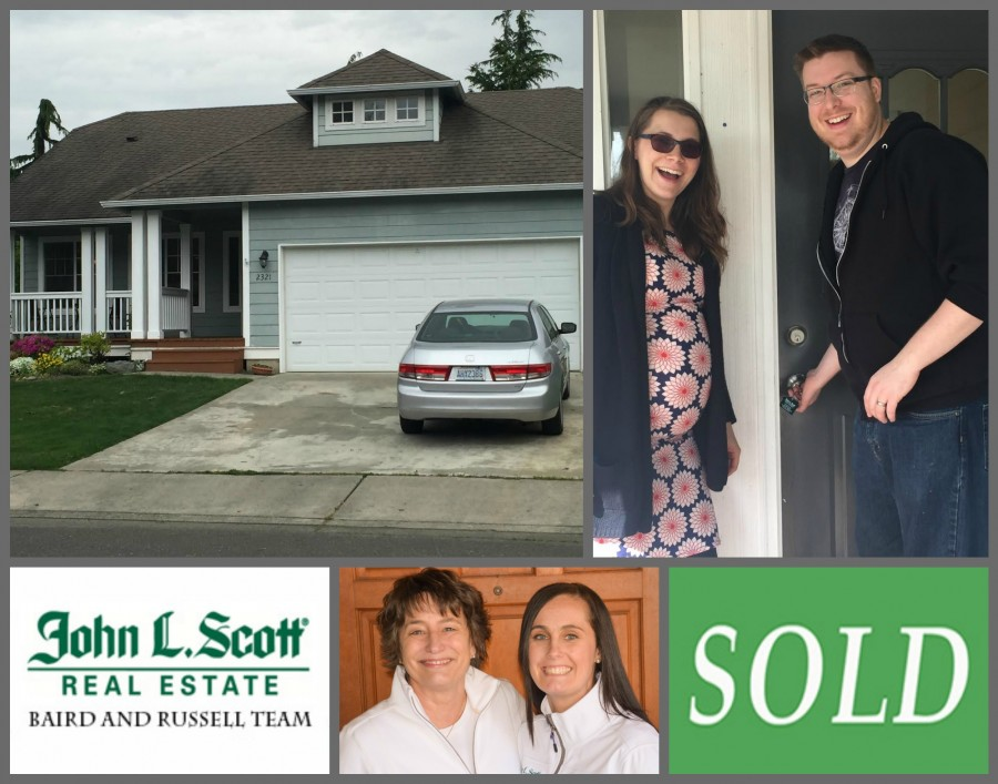 House just sold in the Meadows in Mount Vernon WA. 2321 E. Meadows