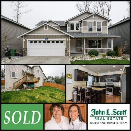 Home Sold in Digby Heights Mount Vernon - 409 Jeff Street, Mount Vernon WA