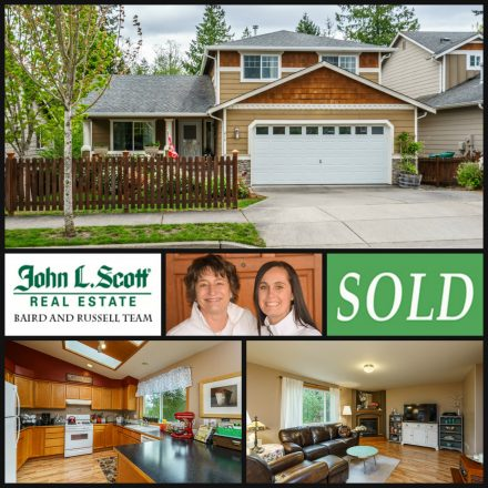 Cedar Heights Mount Vernon Home SOLD - 416 Dallas Street, Mount Vernon WA
