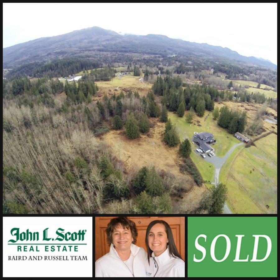 Mount Vernon WA Vacant Land Sold - Lot 1 Gunderson Ridge Drive, Mount Vernon WA