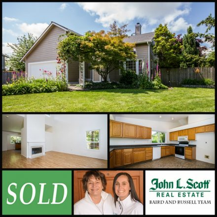SOLD Mount Vernon View Crest Home - 1610 Spruce Ct, Mount Vernon WA