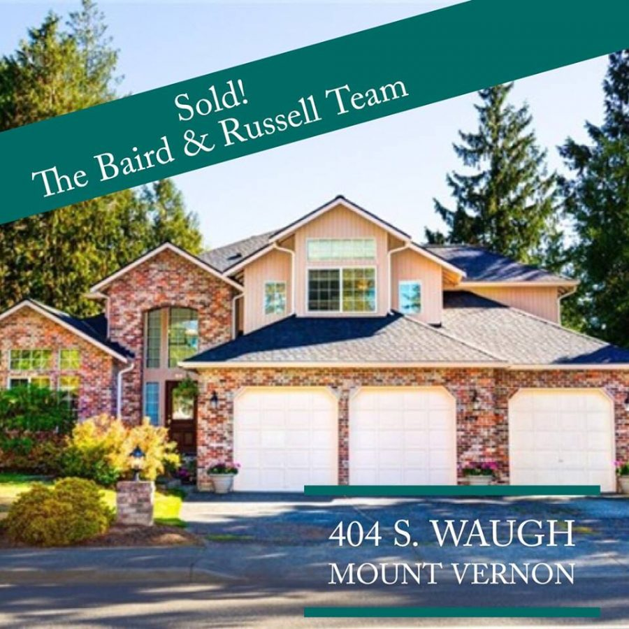 Home Sold in Park Crest! 404 S. Waugh Rd, Mount Vernon, WA