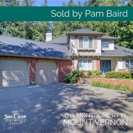 Just Sold! 4211 Montgomery Place, Mount Vernon - Park Crest